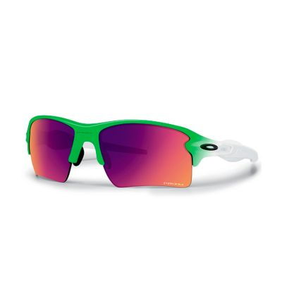 620059158 Óculos Oakley Flak 2.0 XL Green Fade 009188-43