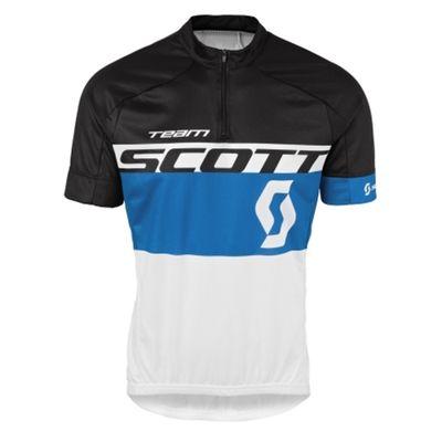 Camisa Ciclismo Scott RC Team A16 Azul