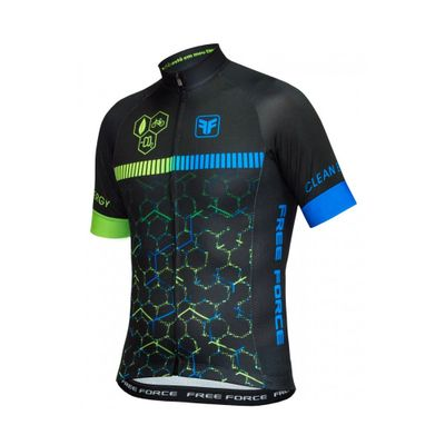 Camisa Ciclismo Free Force Clean Energy