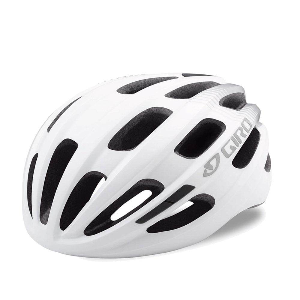 Capacete Ciclismo Giro Isode Branco Fosco- Ciclo Assunção - Ciclo ... 05ace48977