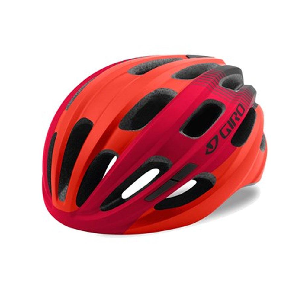 Capacete Ciclismo Giro Isode Vermelho- Ciclo Assunção - Ciclo Assuncao 3989f671d1