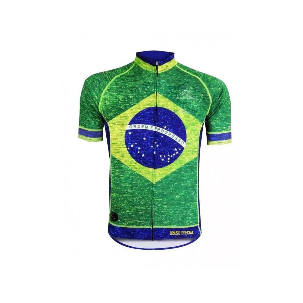 Camisa Ciclismo Mauro Ribeiro Brasil Special - Ciclo Assuncao 6d4b6670d8